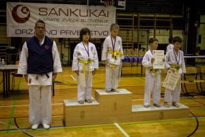 Uspehi karateistov