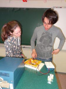 Tekmovanje iz znanja fizike za Stefanovo priznanje