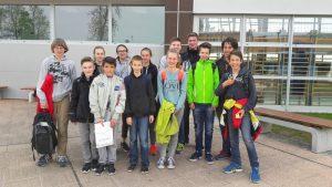 Učenci OŠ Trzin so se odlično odrezali na tekmovanju za Vegova priznanja